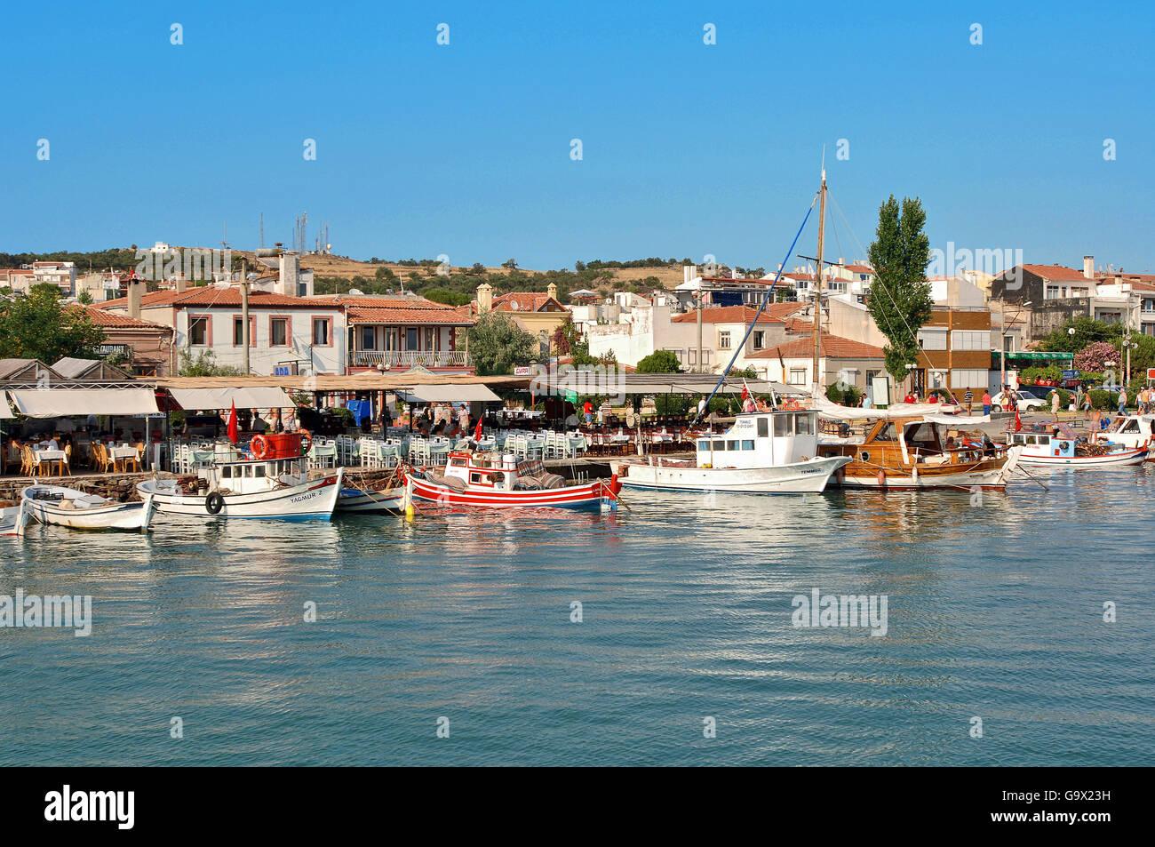Cunda, Ayvalik, Balikesir, Turkey, Asia / Ayvalik - Stock Image