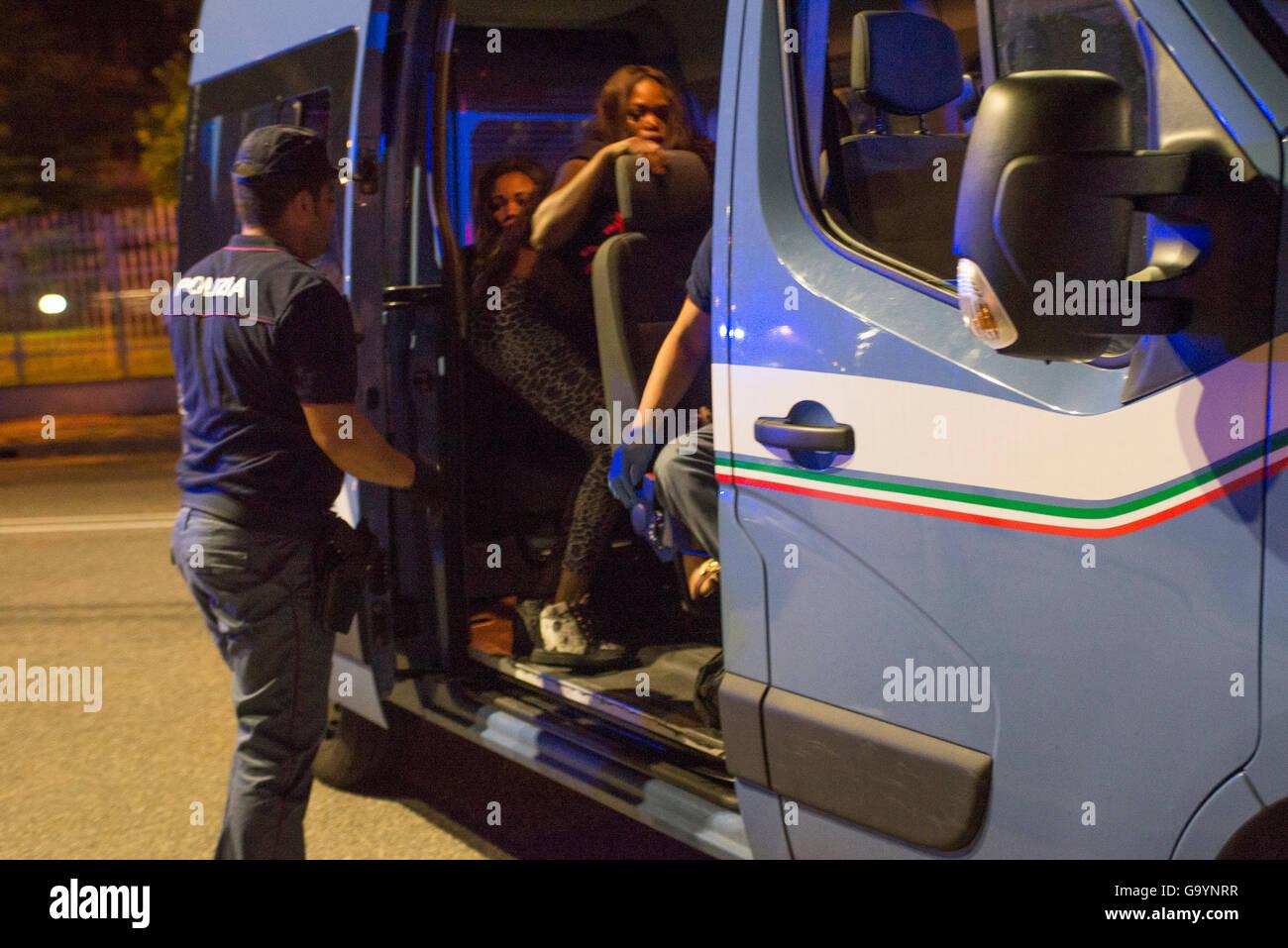 Prostitutes Turin