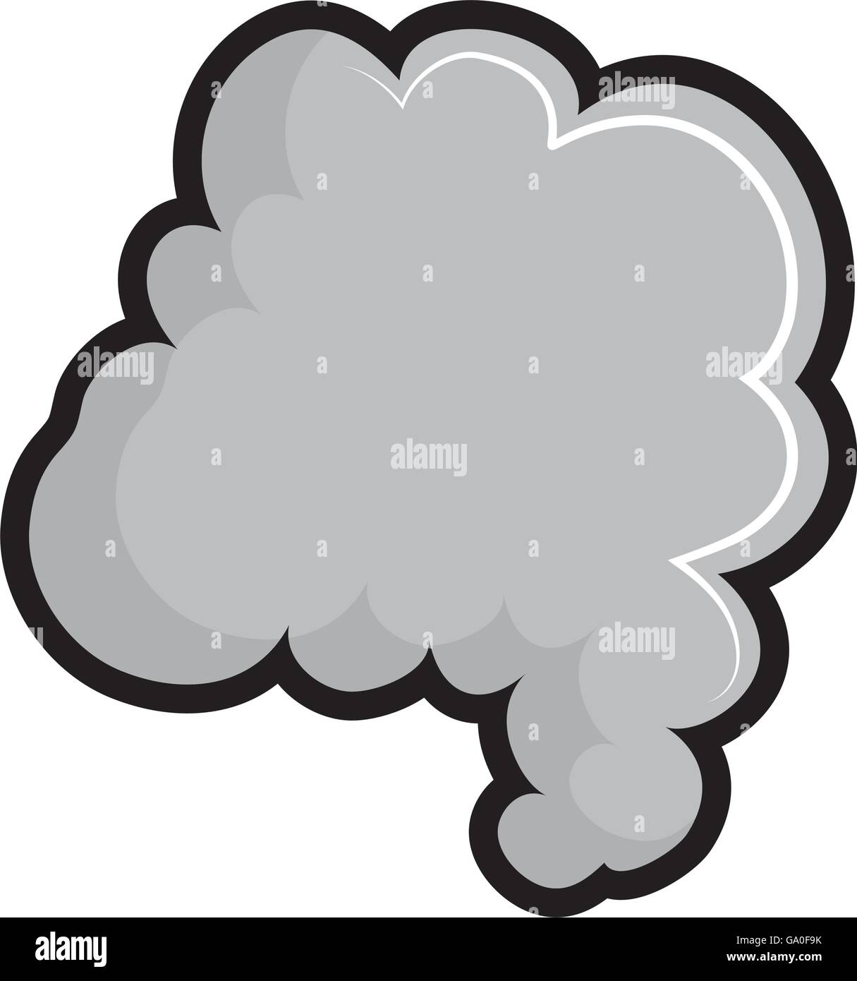 smoke icon fog design vector graphic stock vector art rh alamy com smoker clipart smoke clipart