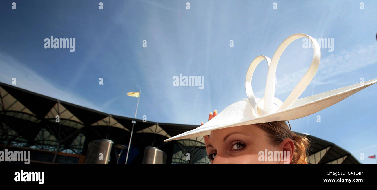 Royal Ascot - Stock Image