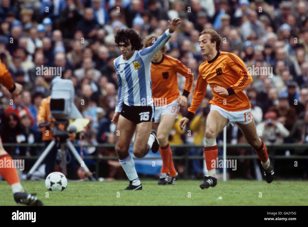 Soccer - World Cup Argentina 1978 - Final - Argentina v ...