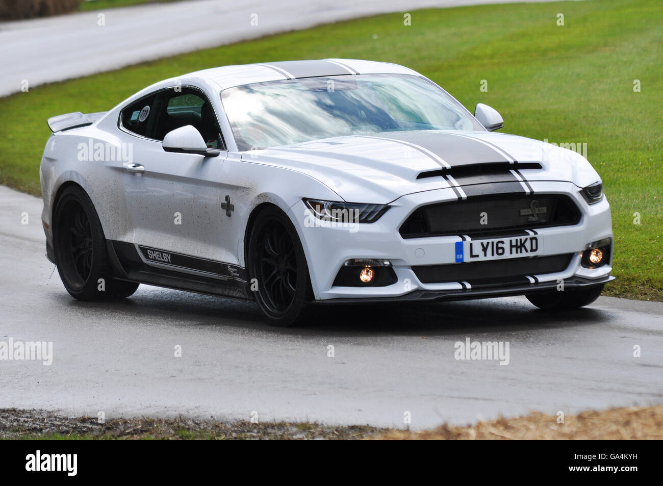 Shelby Mustang Super Snake At The Goodwood Festival Of Speed Ga Kyh