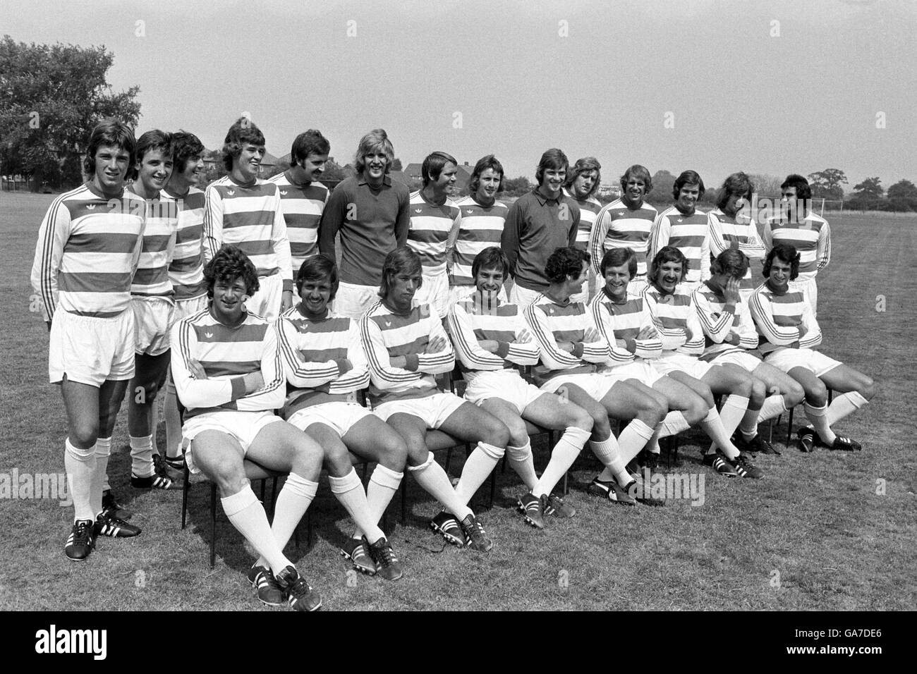 Soccer - Football League Division One - Queens Park Rangers Photocall - Stock Image