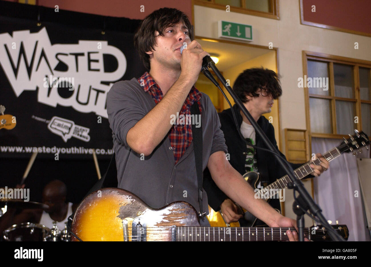 DIRTY PRETTY THINGS TO PERFORM IN PRISON