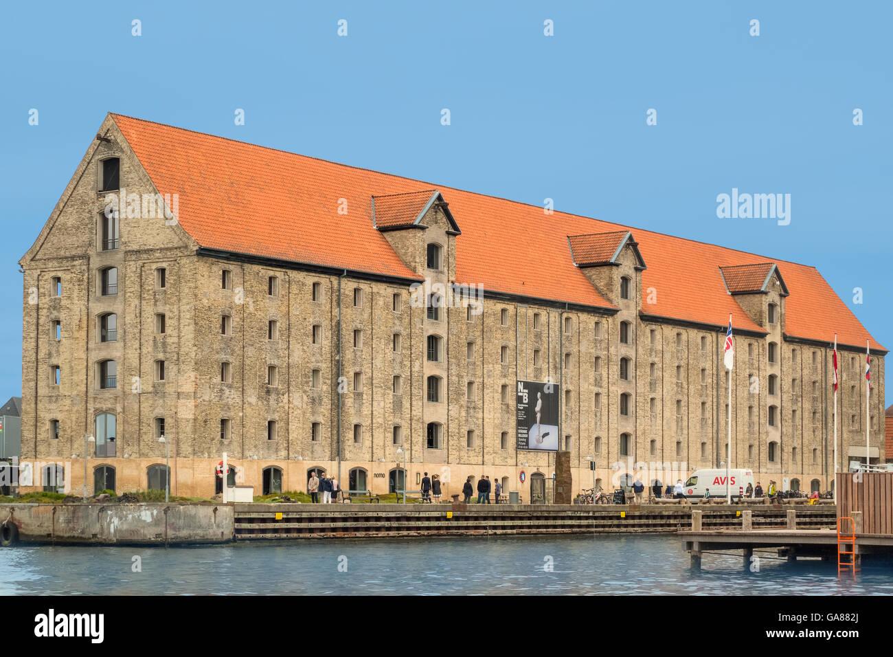Danish Centre of Architecture Copenhagen Denmark - Stock Image