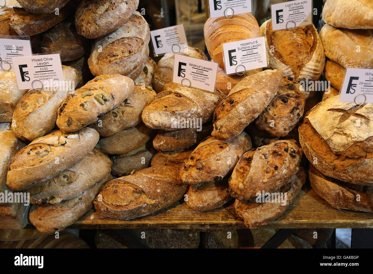 London Bread Stock Photos & London Bread Stock Images - Alamy