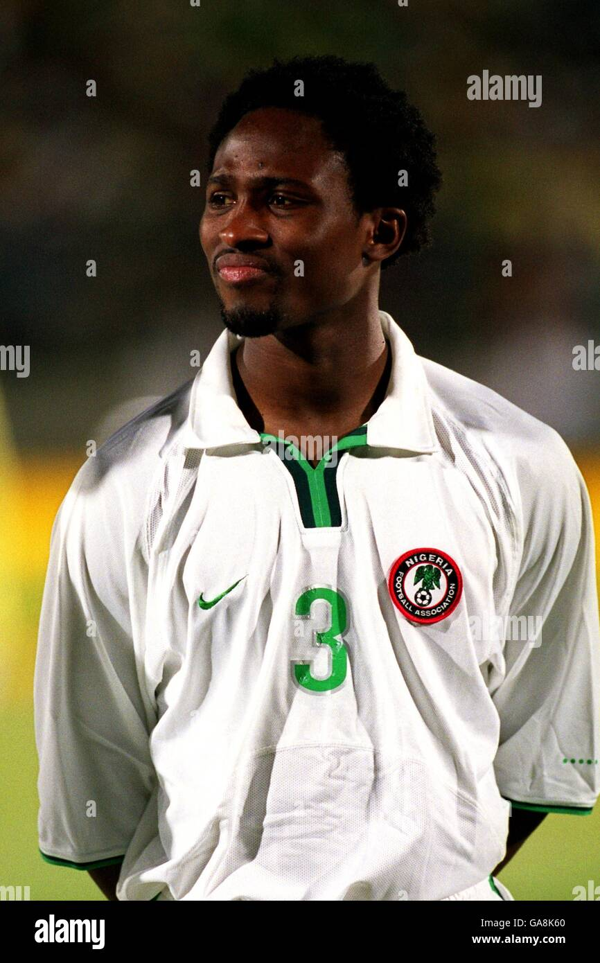 Soccer - African Nations Cup Mali 2002 - Group A - Mali v Nigeria - Stock Image