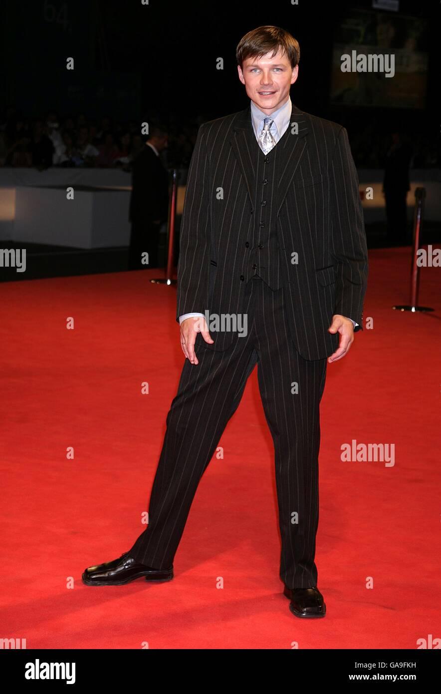 Venice Film Festival - Blade Runner: The Final Cut Premiere - Stock Image