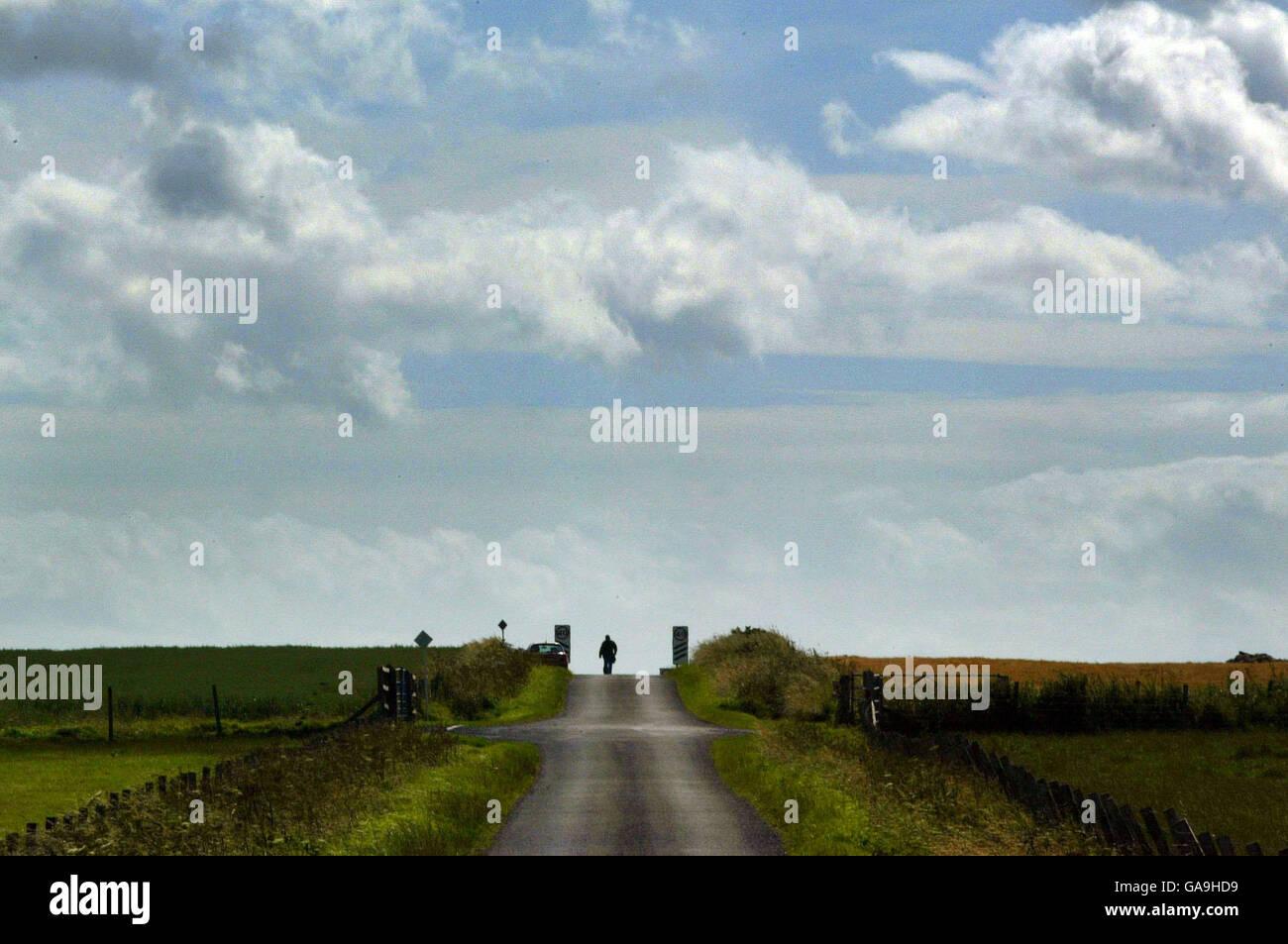 Caithness - Scotland - Stock Image