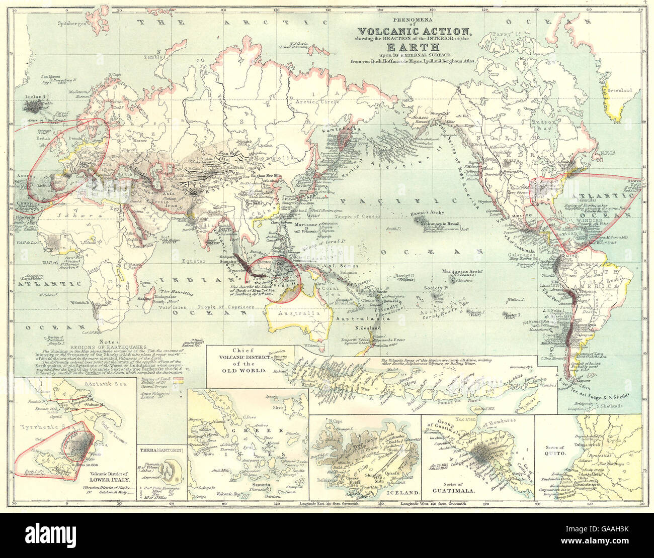 Map Greece Italy Stock Photos & Map Greece Italy Stock Images - Alamy