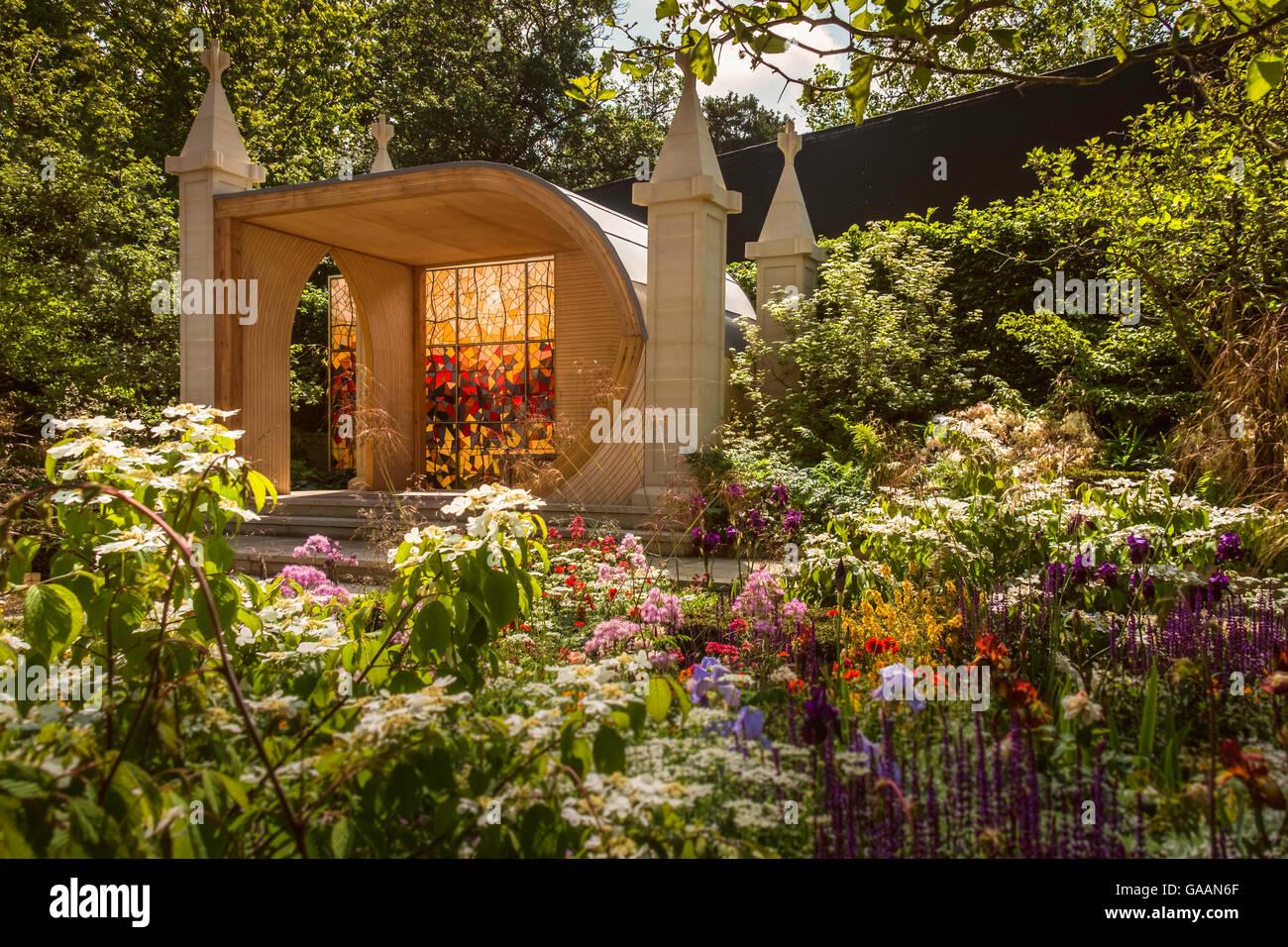 A Garden For Yorkshire Stock Photos & A Garden For Yorkshire Stock ...