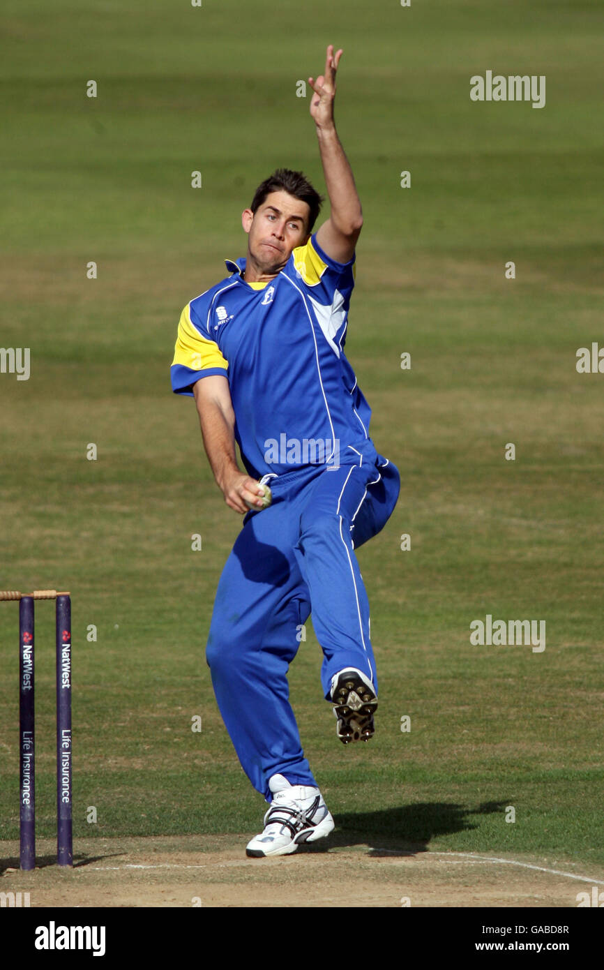 Cricket - NatWest Pro40 League 2006 - Division One - Warwickshire Bears v Worcestershire Royals - Edgbaston - Stock Image