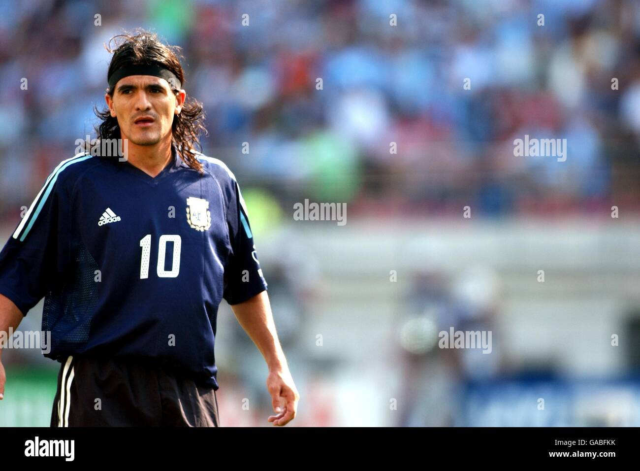 02db1b641 Soccer - FIFA World Cup 2002 - Group F - Argentina v Nigeria - Stock Image