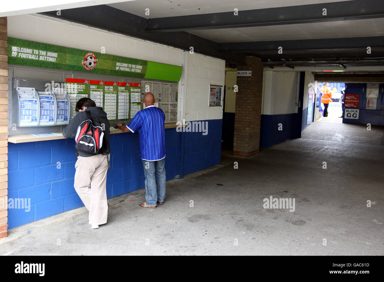 Soccer - Coca-Cola Football League Championship - Ipswich Town v Preston North End - Portman Road Stock Photo