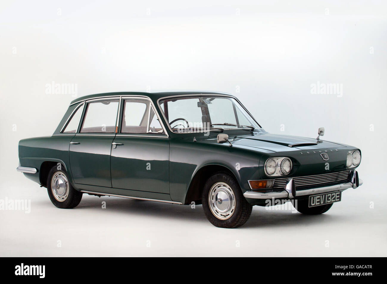 1967 Triumph 2000 - Stock Image