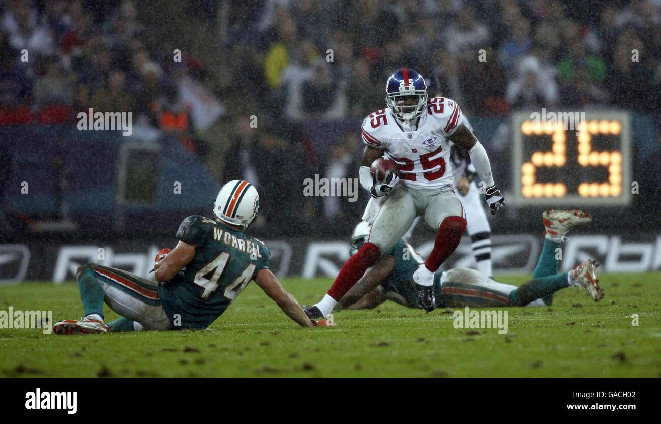 New York Giants Football Stock Photos & New York Giants