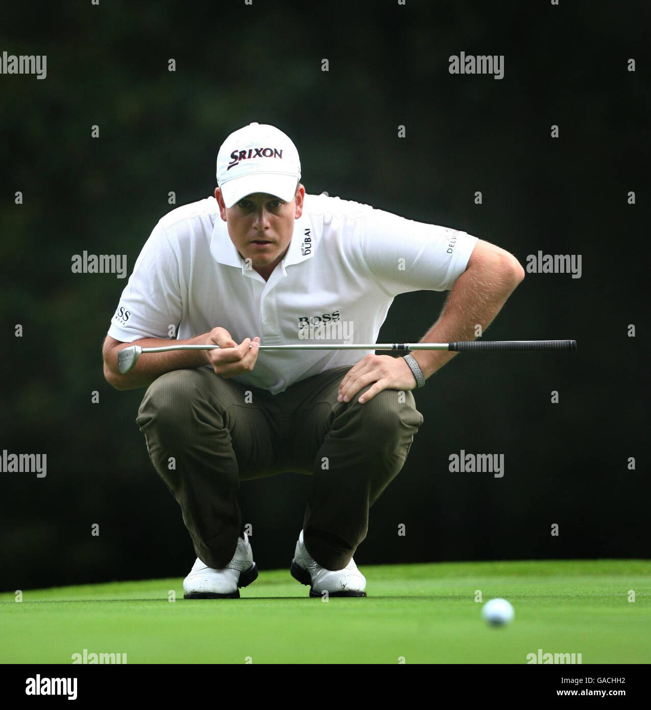 Golf - HSBC World Match Play Championship - Wentworth Club - Stock Image