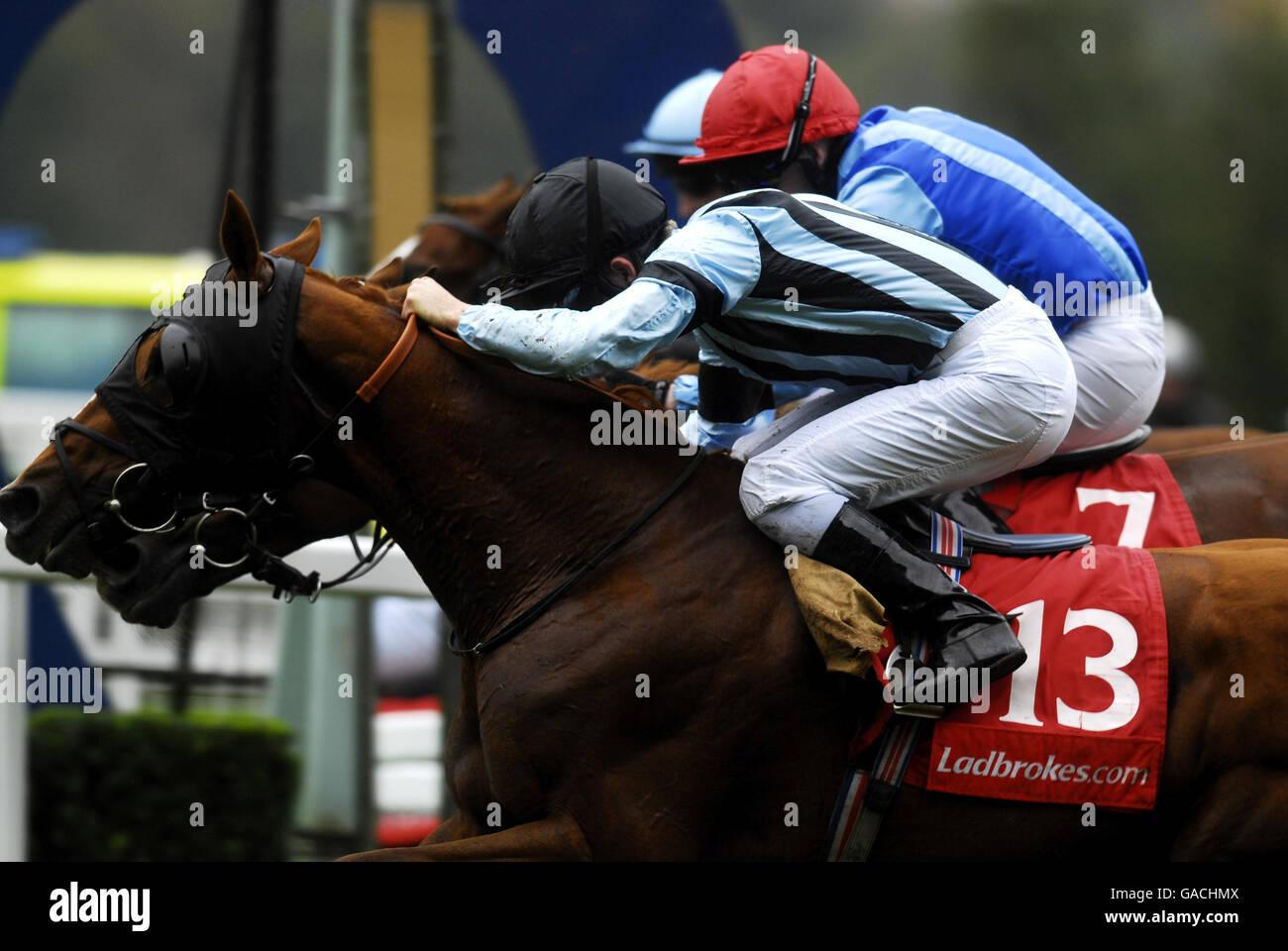 Horse Racing - Ascot Racecourse - Stock Image