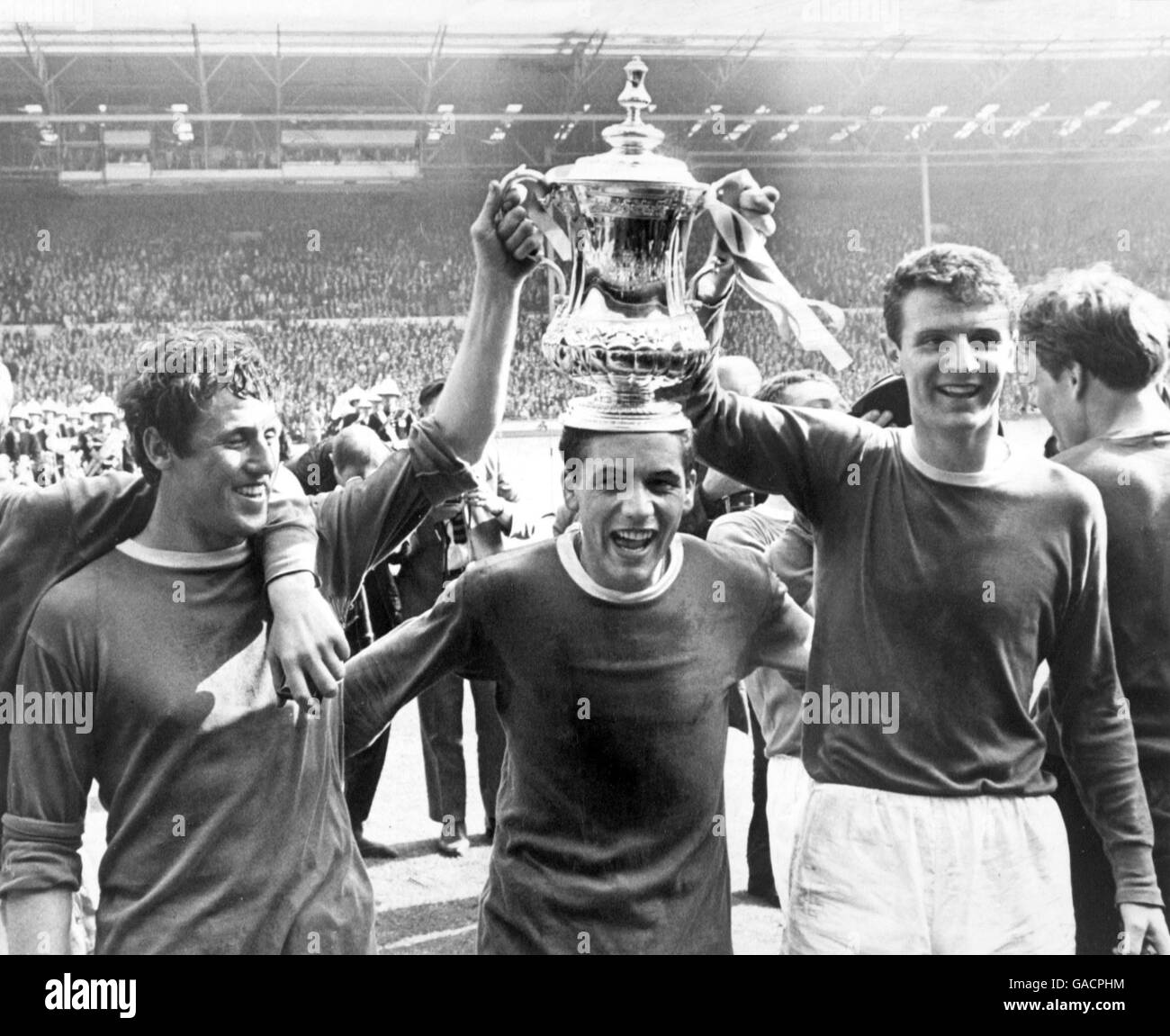 Soccer - FA Cup - Final - Everton v Sheffield Wednesday - Stock Image