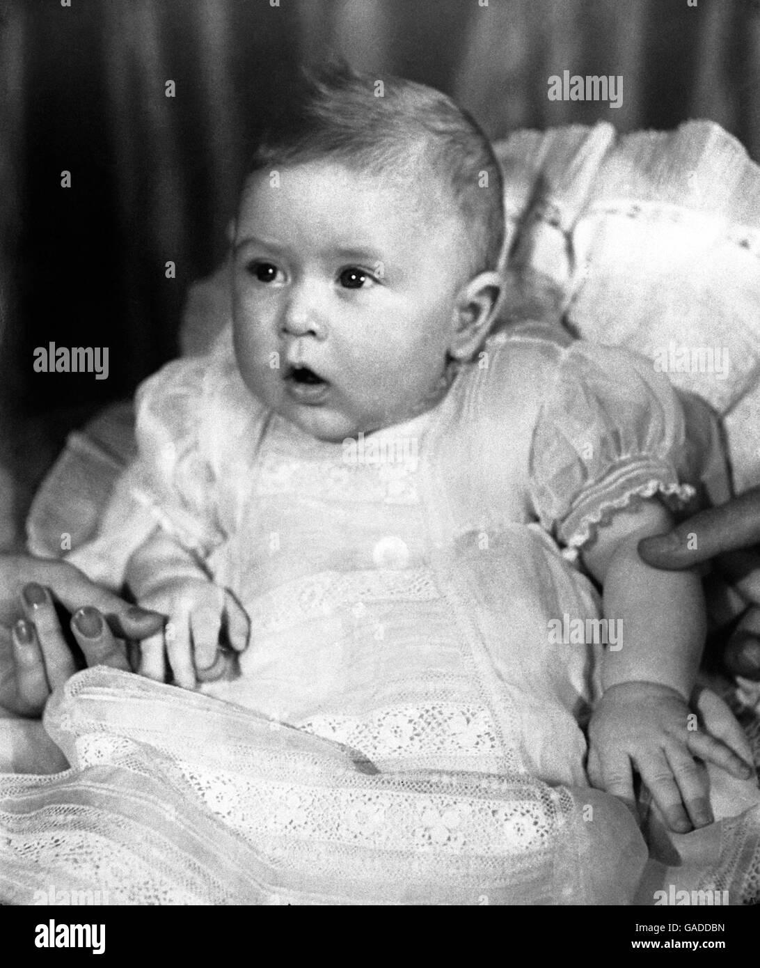 Royalty - Prince Charles - Stock Image
