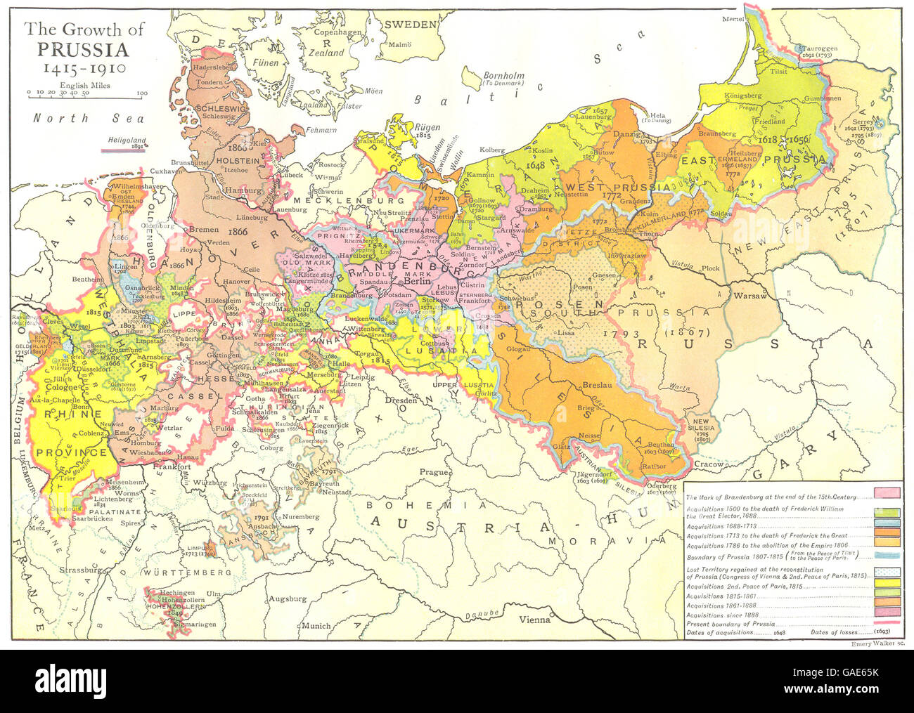 the rise and growth of prussia Brandenburg-prussia (german: brandenburg-preußen) is the historiographic denomination for the early modern realm of the brandenburgian hohenzollerns between 1618 and 1701  based in the electorate of brandenburg, the main branch of the hohenzollern intermarried with the branch ruling the duchy of prussia, and secured succession upon the latter's extinction in the male line in.