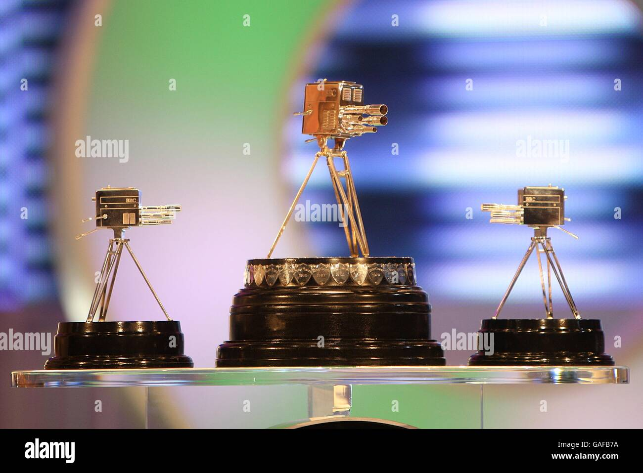 BBC Sports Personality Of The Year 2007 - Stock Image