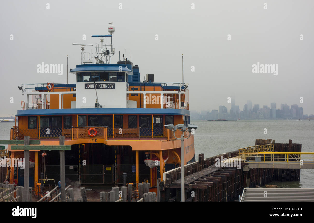 Staten Island Commuter Ferry