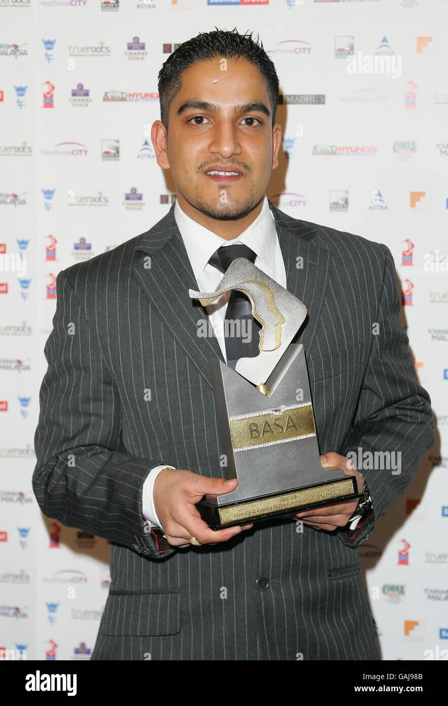 British Asian Sport Awards - Stock Image