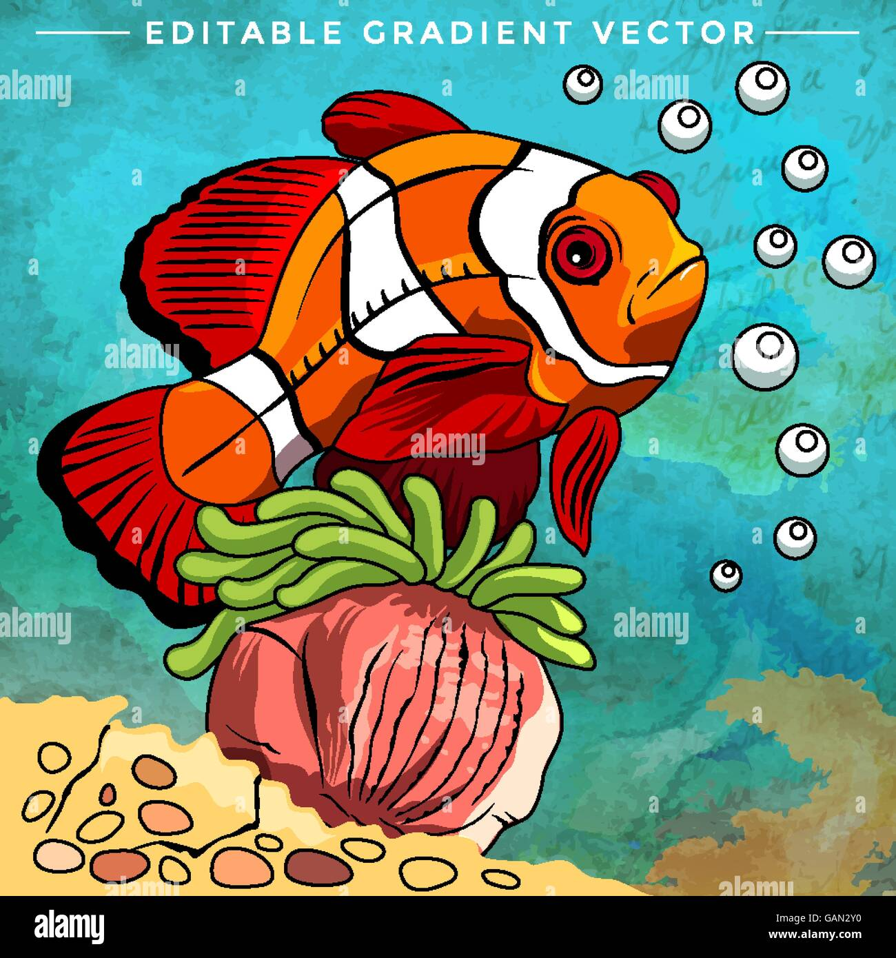 Guppy Fish Stock Vector Images - Alamy