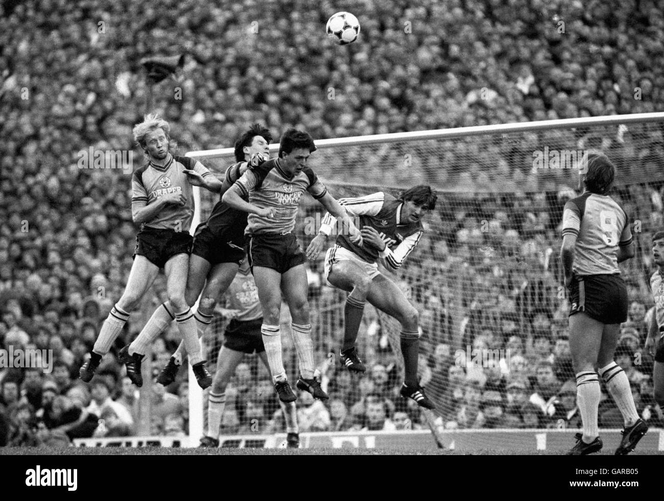 Soccer - League Division One - Arsenal v Southampton - Highbury - Stock Image