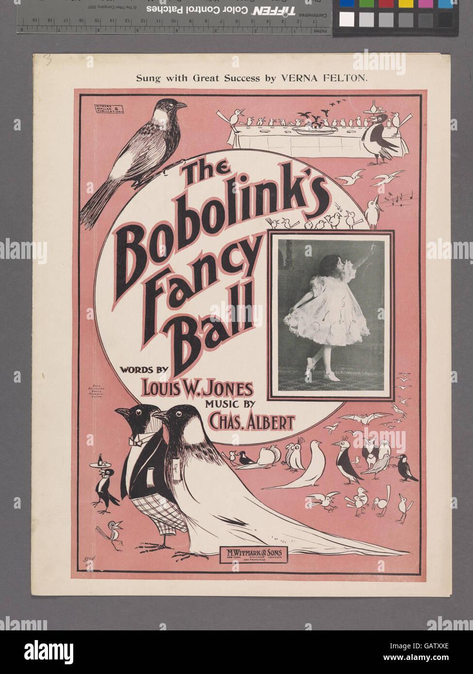 The bobolinks fancy ball ( Hades-1924973-1953238) - Stock Image