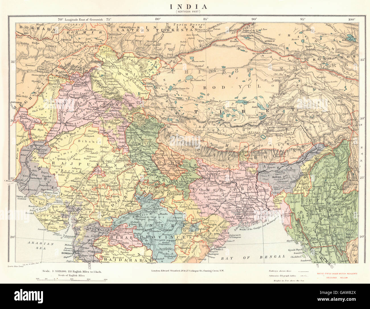 Nepal Tibet Karte.Tibet Map Stock Photos Tibet Map Stock Images Alamy