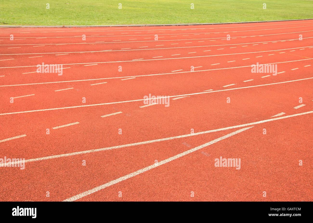 running track background stock photo 109998692 alamy