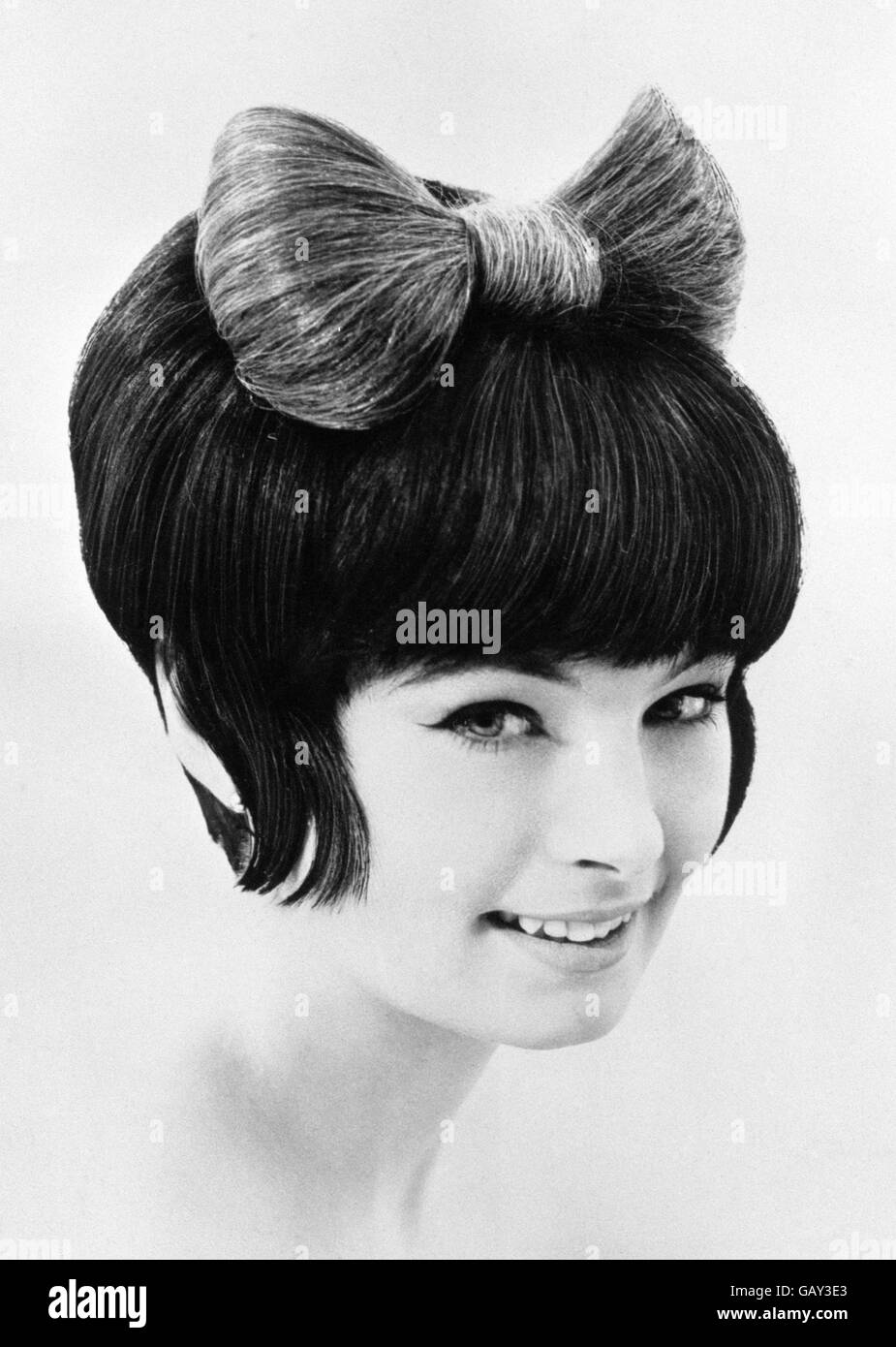 1960s Hairstyles Stock Photos & 1960s Hairstyles Stock ...