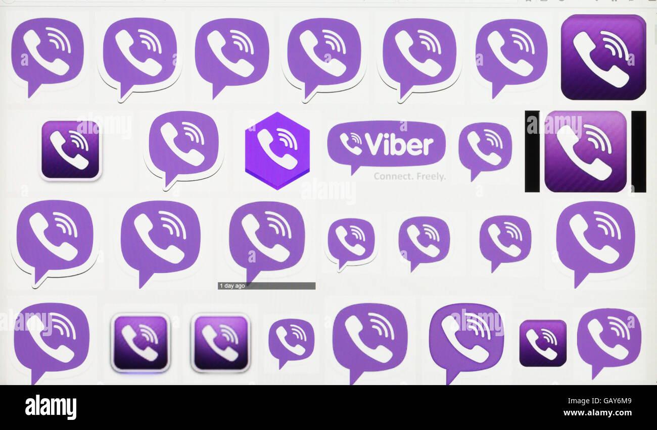 Viber Stock Photos Viber Stock Images Alamy
