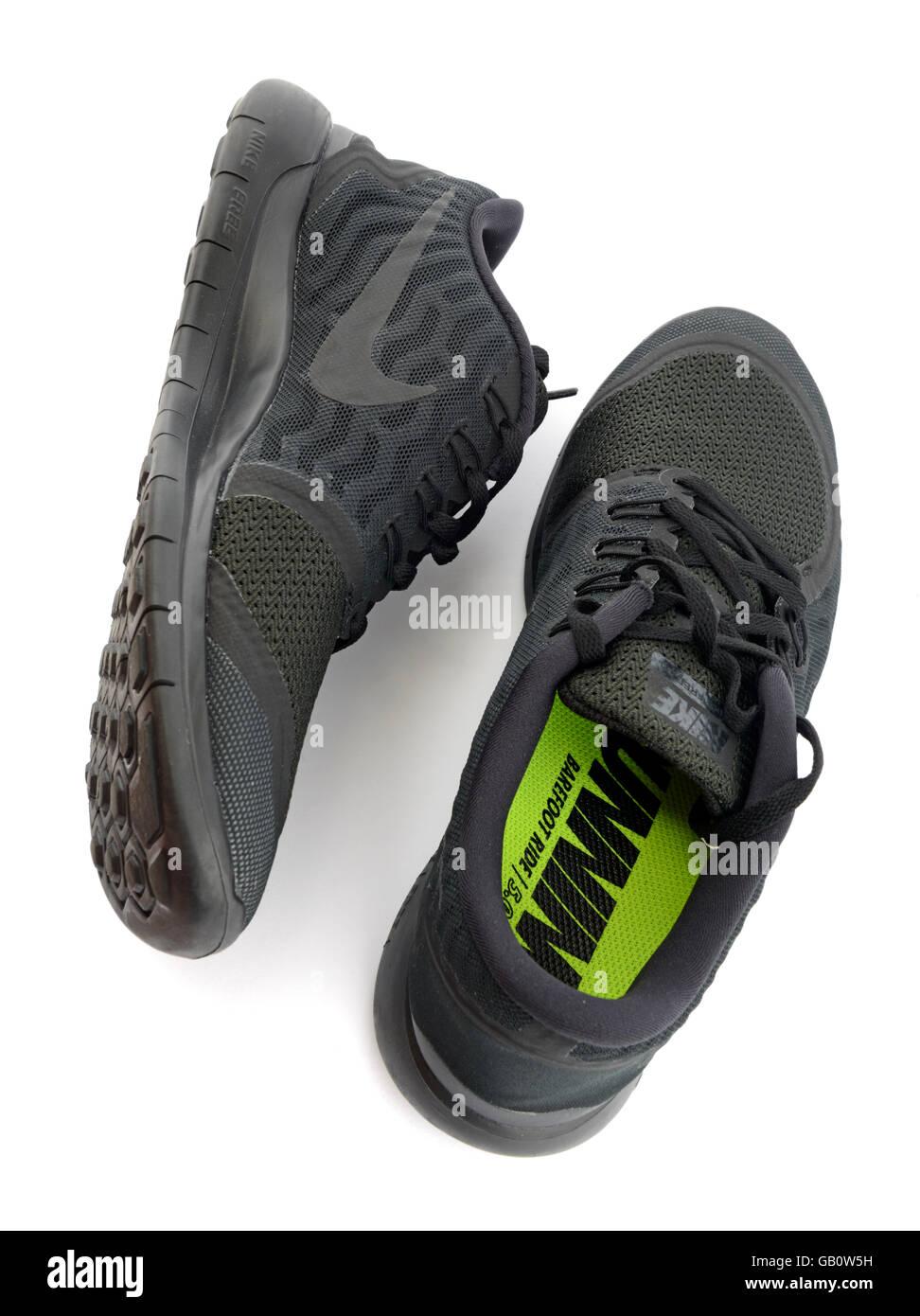 Nike Free 5.0 Barefoot Ride black
