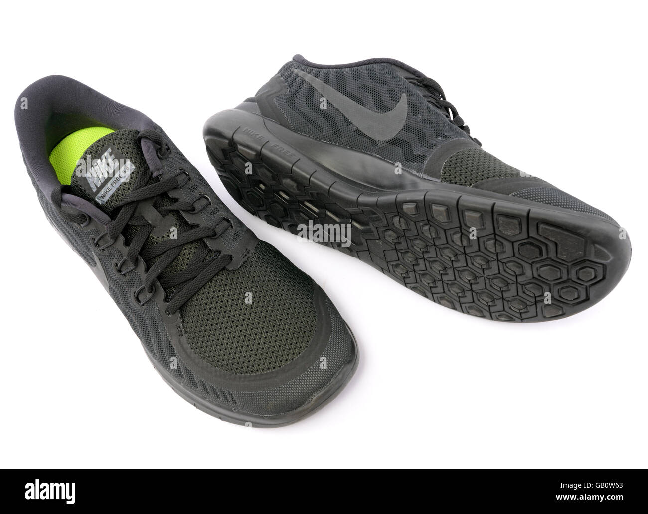 0f11633b295 ... Nike Free 5.0 Barefoot Ride black trainers isolated on white background SU15  NikeFree 3 0 Flyknit Lateral Square.