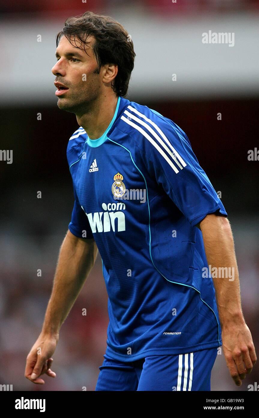 best service deb6f 77a96 Ruud Van Nistelrooy Real Madrid Stock Photos & Ruud Van ...