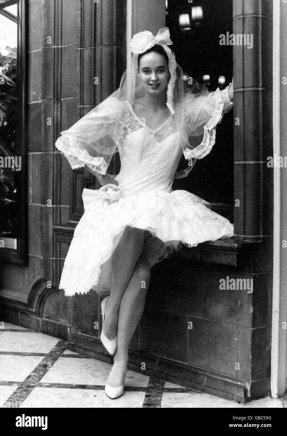 Fashion - Bridal Wear - Harrods Stock Photo: 110071516 - Alamy