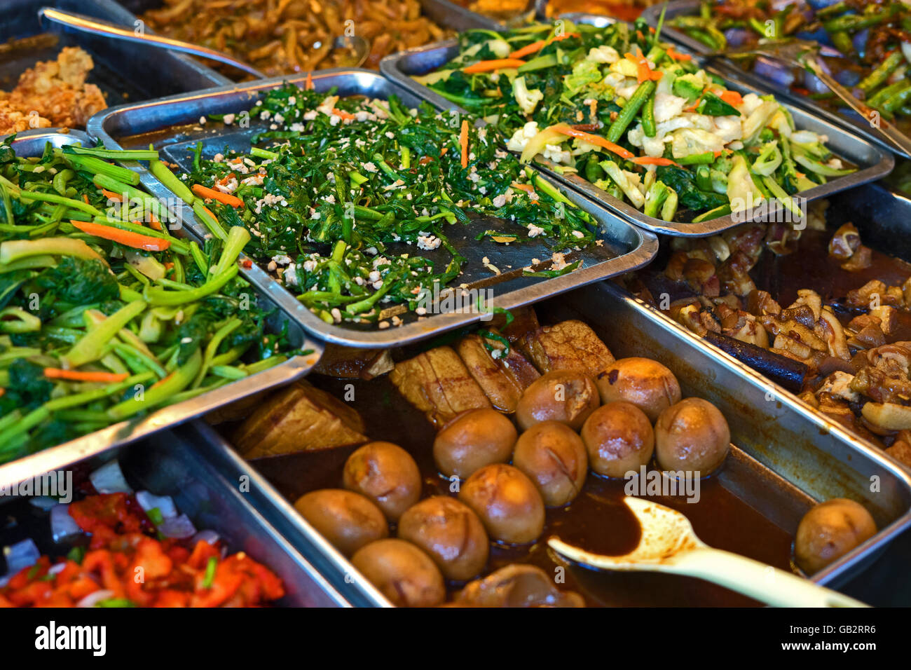 buffet of local food stock photos buffet of local food stock rh alamy com local chinese buffet near me best local chinese buffet