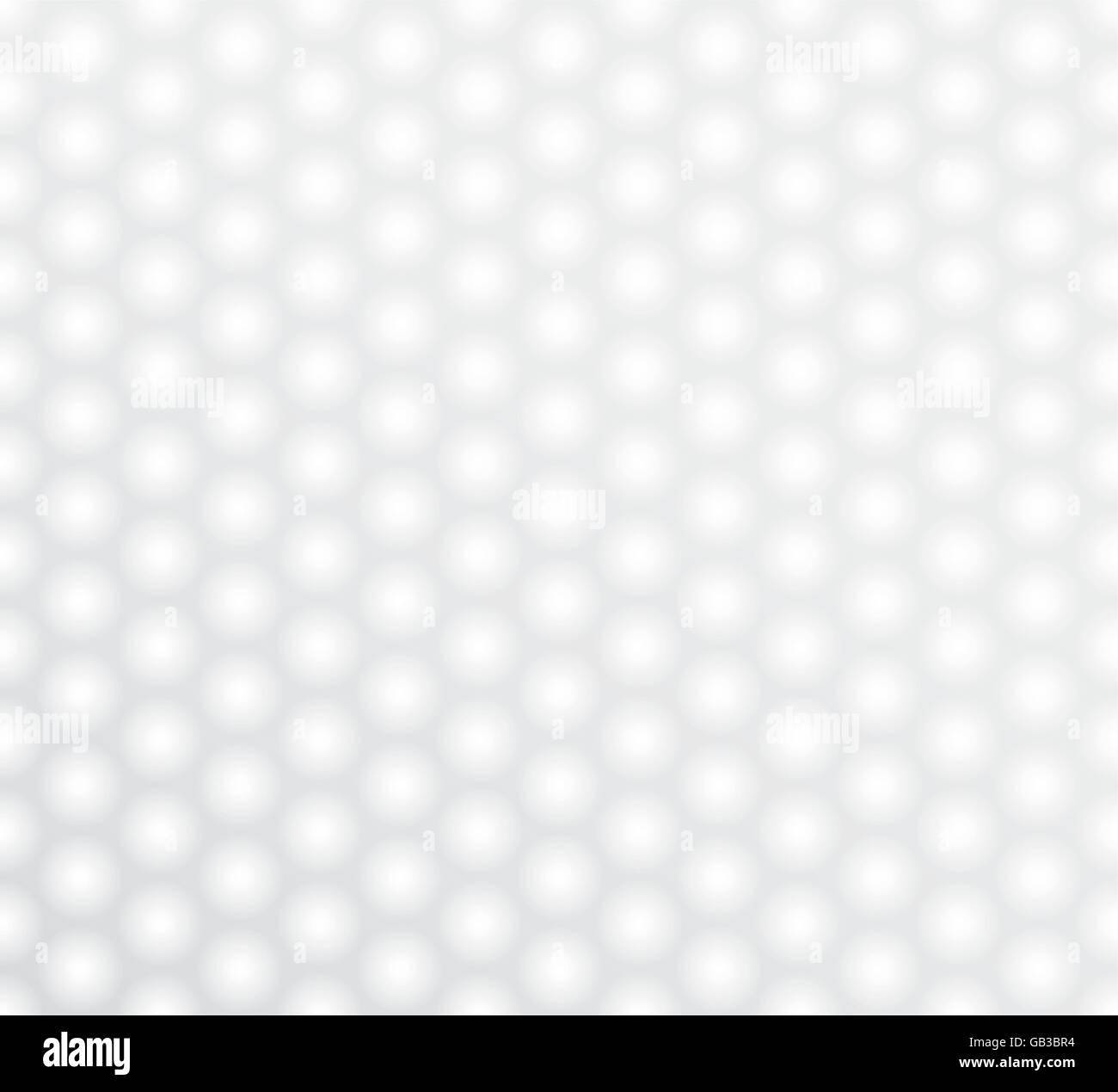 Golf ball seamless pattern - Stock Image