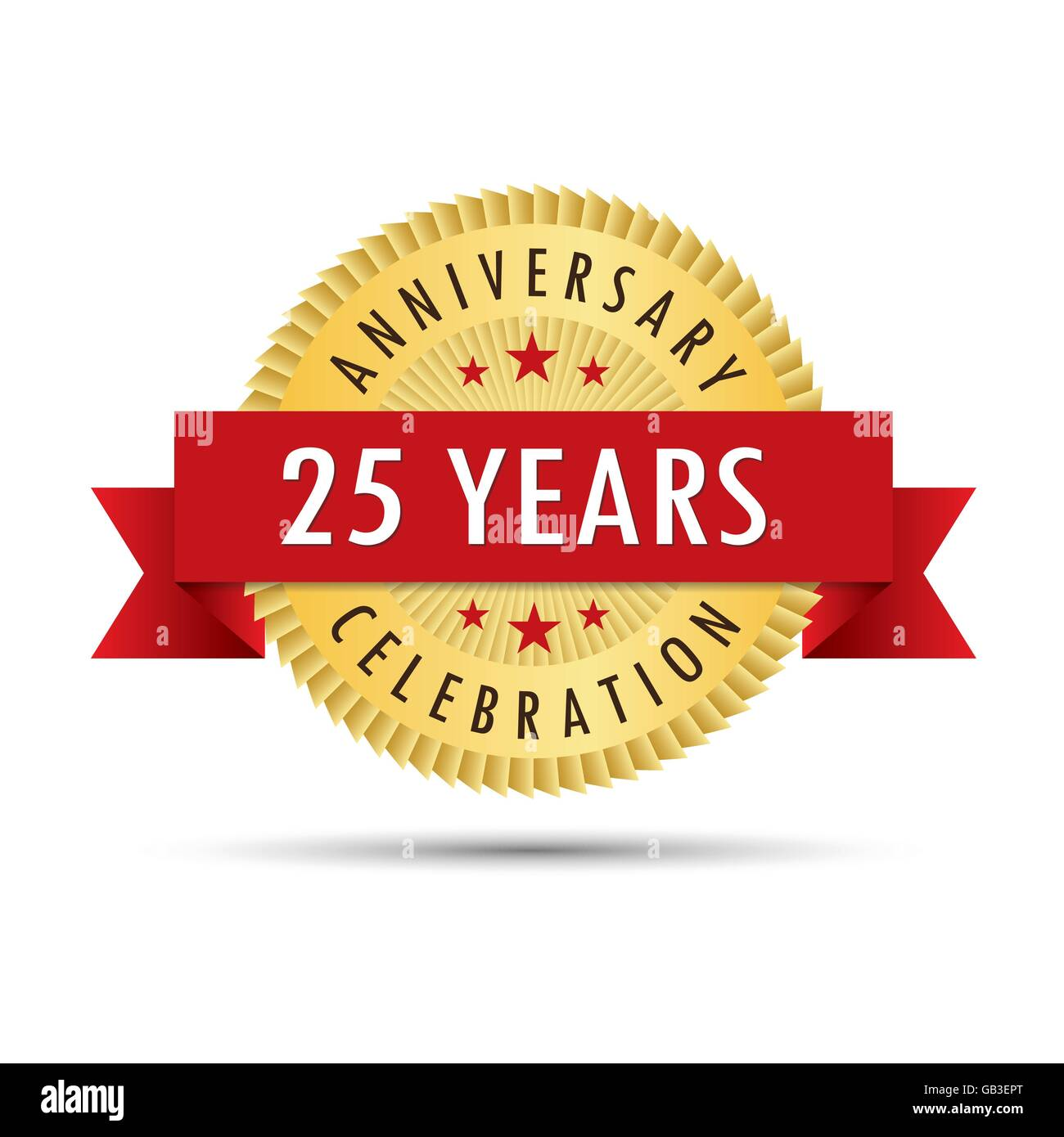 Twenty five years anniversary, twenty fifth anniversary celebration ...