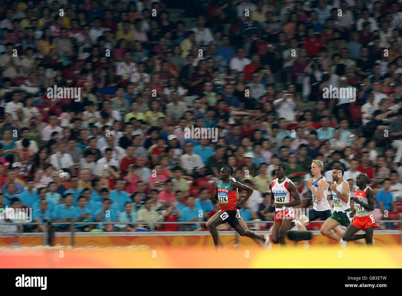 Olympics - Beijing Olympic Games 2008 - Day Twelve - Stock Image