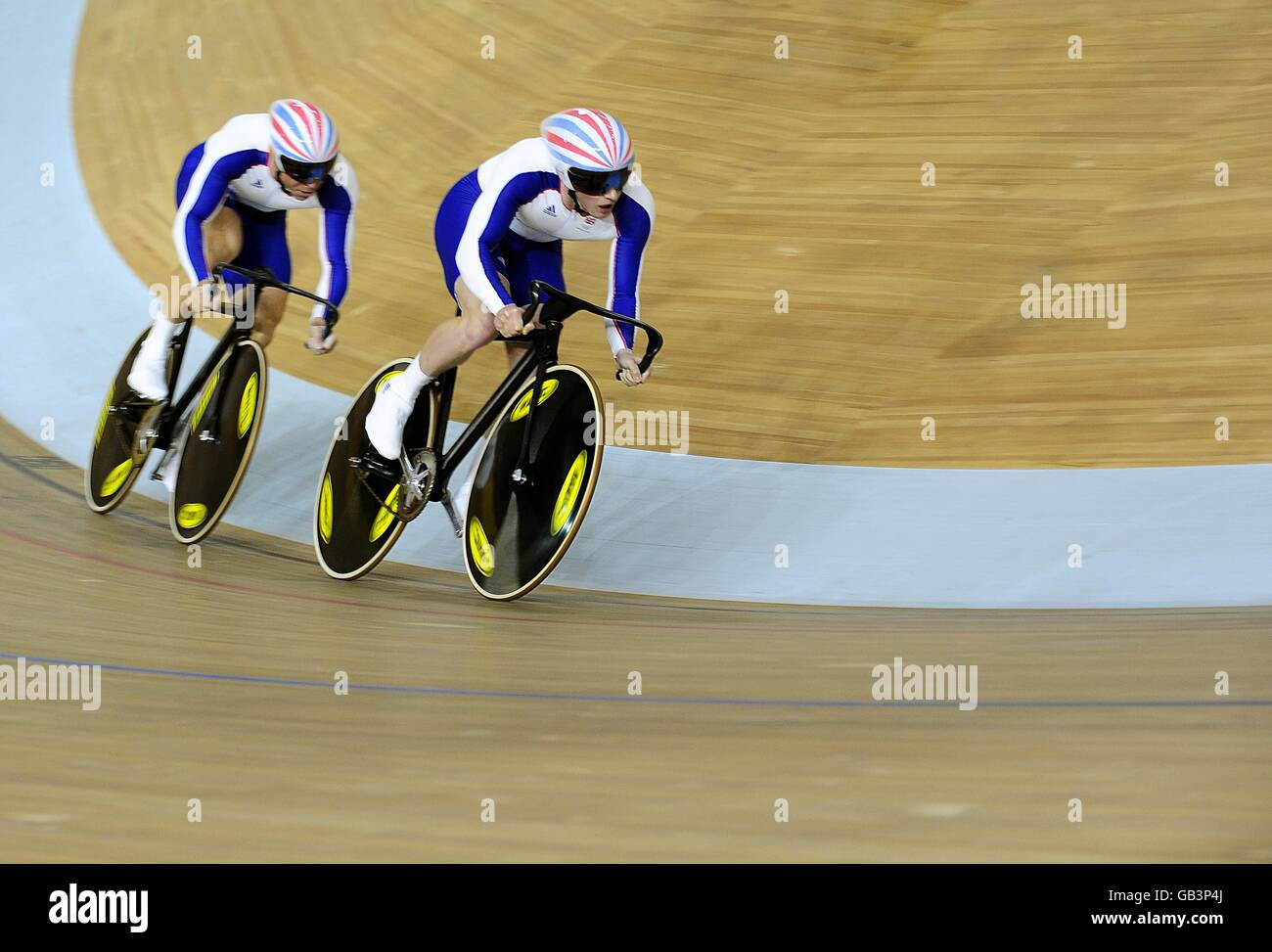 Olympics - Beijing Olympic Games 2008 - Day Six Stock Photo