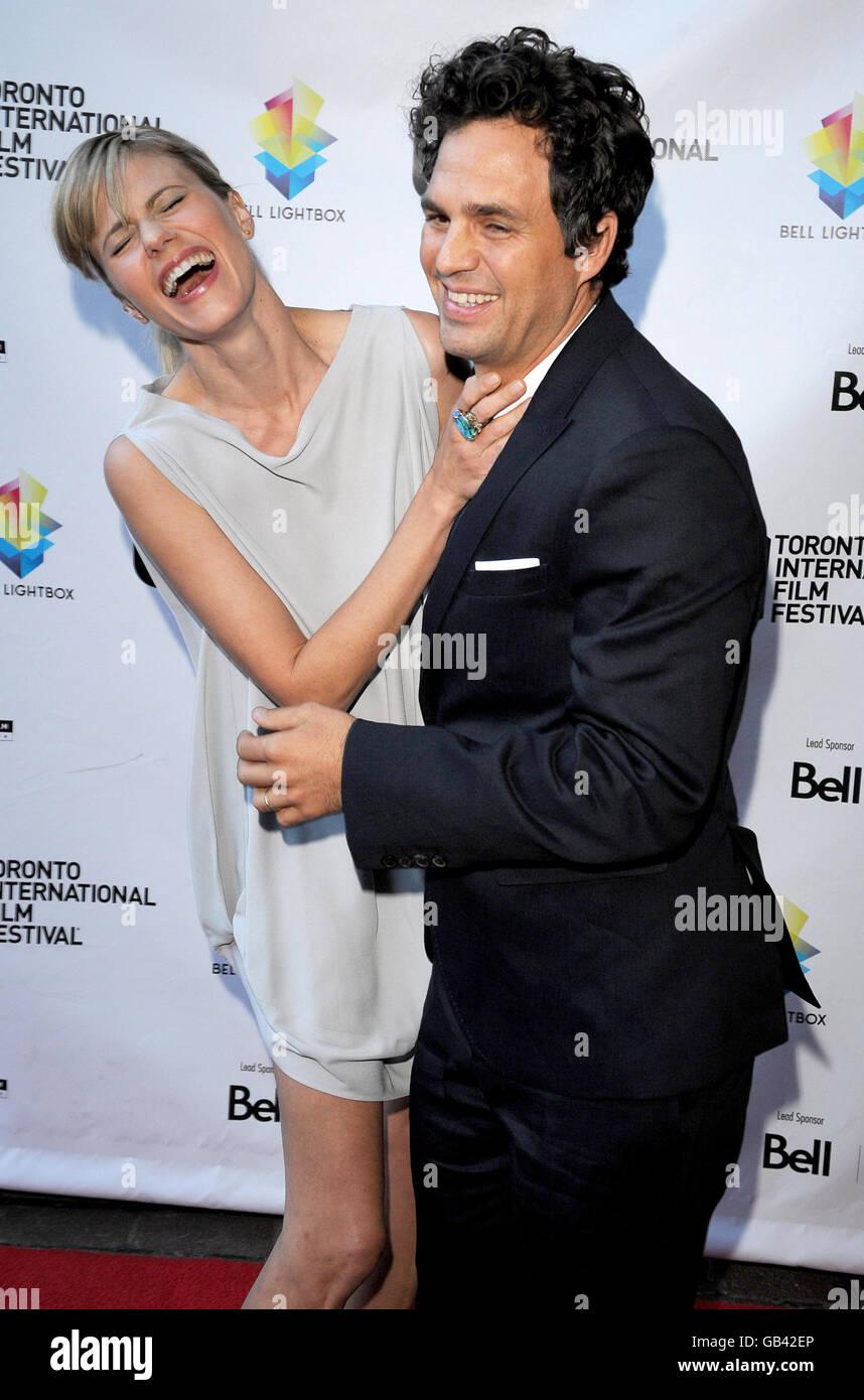 2008 Toronto Film Festival - What Doesn't Kill You Premiere Stock Photo