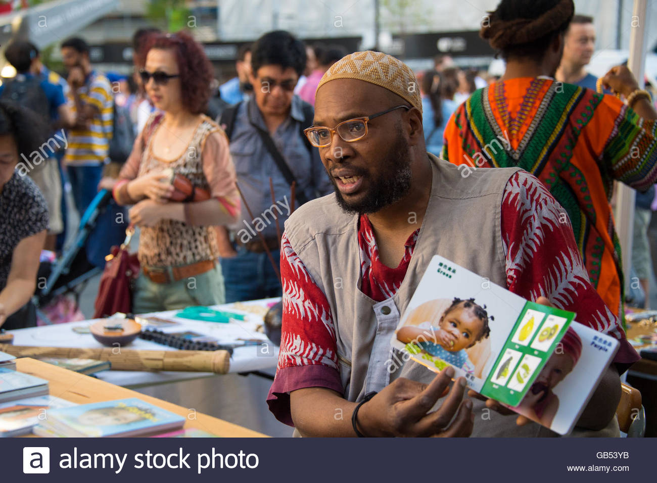 Caribbean People: Multicultural Canada Day Stock Photos & Multicultural