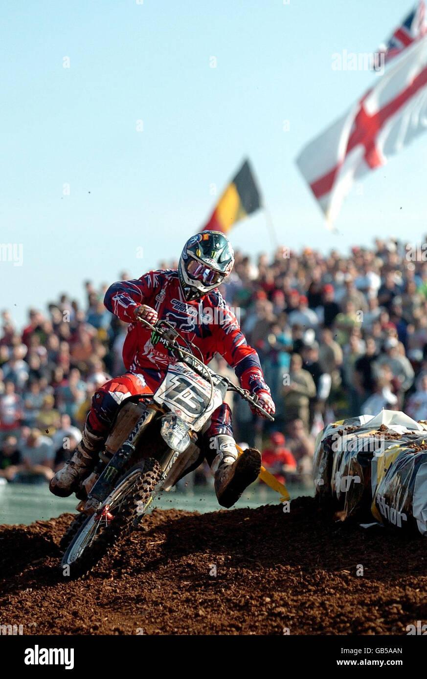 Moto - Red Bull Motocross Of Nations - Donington Park - Stock Image