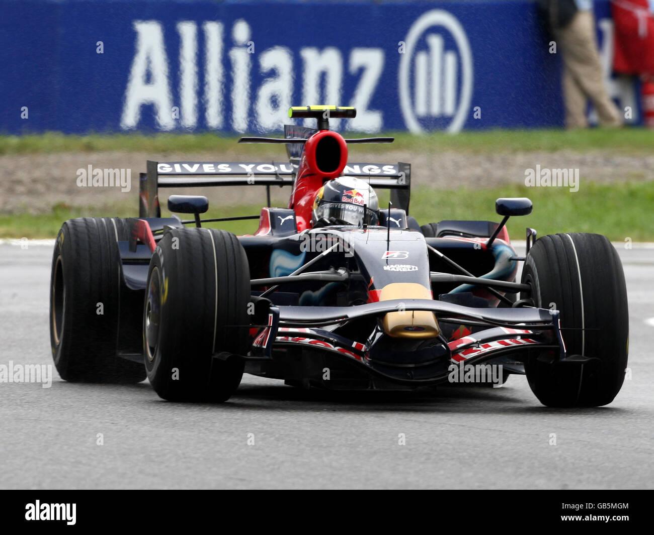 Formula One Motor Racing - Italian Grand Prix - Monza Stock