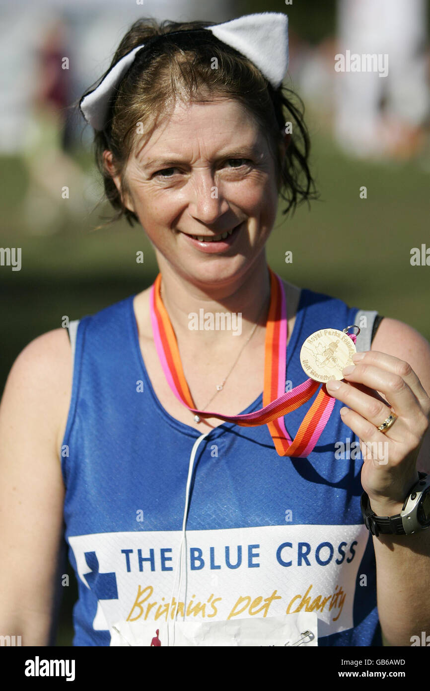 Royal Parks Foundation Half Marathon - Stock Image