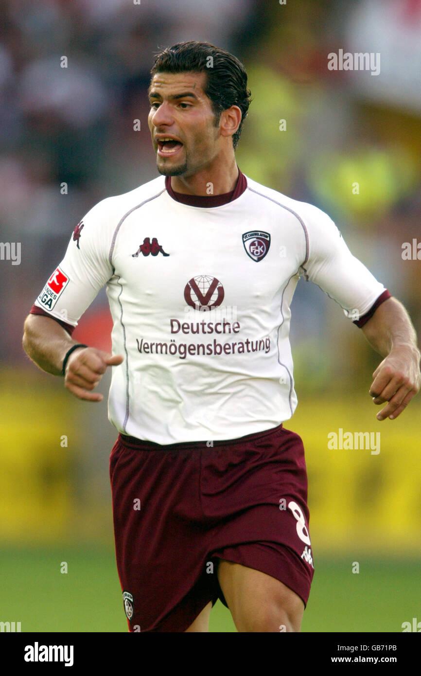 Фрайбург- кайзерслаутерн футбол